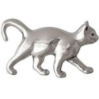 Buy cheap Animal Jewelry Cat Walk Brooch 524P from wholesalers
