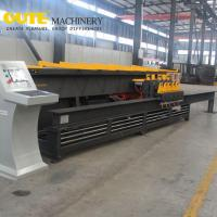 Buy cheap CNC Five Head Reinforcing Steel Cutting And Bending Machine from wholesalers