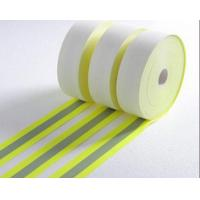 Buy cheap Reflective Fabric FR101 Flame Retardant Reflective Tape from wholesalers