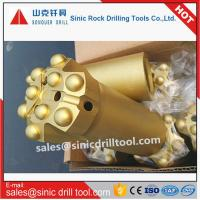 Buy cheap Drilling tools for Strip mine Atlas copco rock drill bit/rock drill button bit from wholesalers
