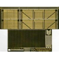 Buy cheap Internal Detailing Sets for Slaters Private Owner Wagons Gloucester C & W Co. 6 Plank Side Door from wholesalers