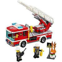 Buy cheap LEGO City Fire Ladder Truck 60107 Cool Toy For Kids from wholesalers