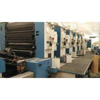 Buy cheap Second Hand Offset Printing Machine KBA Planeta 102-5 L Used Offset Printing Machine from wholesalers