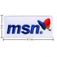 Buy cheap MSN Messenger Style-1 Embroidered Sew On Patch from wholesalers