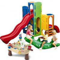 Buy cheap Climbers and Slides Climbing Towers Playground Bundle from wholesalers