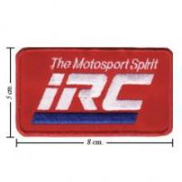 Buy cheap Automobile IRC Motorcycle Tire Style-1 Embroidered Sew On Patch from wholesalers