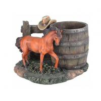Buy cheap Resin Horse Figurine from wholesalers