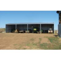 Buy cheap Poultry Farm Building Steel Structure Farm Storage Shed from wholesalers