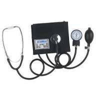 Buy cheap JD-1004 Portable Standard Doctor Use Aneroid Sphygmomanometer with Stethoscope Kit from wholesalers