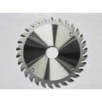 Buy cheap Wood Cutting TCT Saw Blade TCT Saw Blade for Wood Panel Trimming from wholesalers
