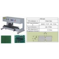 Buy cheap SMT PCB Cutting Machine V-Cut PCB separator from wholesalers