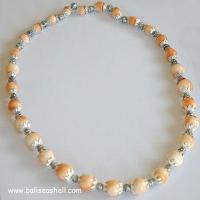 Buy cheap Shell necklace bead bead from pearl shell necklace from wholesalers