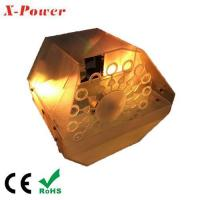 Buy cheap Transparent PE Material Bubble Machine with LED Light Remote Control from wholesalers