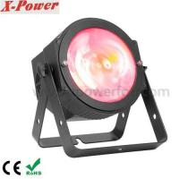 Buy cheap New Dimmable 30W RGB COB Par Light Beam Effect 3 In 1 LED Disco Light from wholesalers