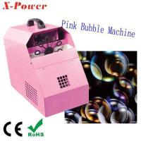 Buy cheap Bubble Machine With Remote Control from wholesalers