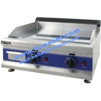 Buy cheap Cooking Equipment Counter Top Gas Griddle Half Flat& Half Groove Plate FMX-WE149B from wholesalers