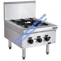Buy cheap Cooking Equipment Gas Single Burner with Splashback FMX-WE1212A from wholesalers