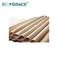 Buy cheap 500 GSM Strong Acid Resistant Chemical Dry Process PPS Filter Cloth from wholesalers