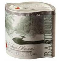 Buy cheap Basilur Tea - Winter Tea - Black loose Tea in Tea Caddy from wholesalers