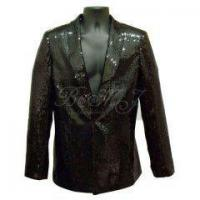 Buy cheap Michael Jackson Billie Jean Jacket with Sequin and Lapels from wholesalers
