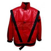 Buy cheap Michael Jackson Thriller Jacket in Red from wholesalers
