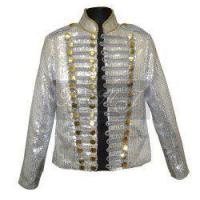Buy cheap Michael Jackson HIStory Tour Jacket with White Sequin from wholesalers