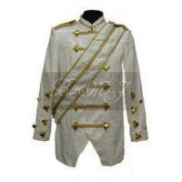 Buy cheap Michael Jackson Victory Tour Jacket White Sequins from wholesalers