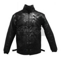 Buy cheap Michael Jackson Beat It Jacket in Black Snake Skin Pattern from wholesalers