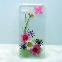 Buy cheap Dried real flower cool case from wholesalers