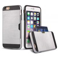 Buy cheap Brush PC card holder case from wholesalers