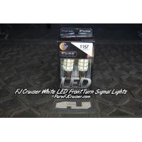 Buy cheap FJ Cruiser LED Front Turn Signal Bulbs - 1157 (WHITE LED) from wholesalers