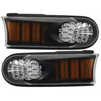 Buy cheap Anzo FJ Cruiser LED Parking Lights All Black Amber from wholesalers