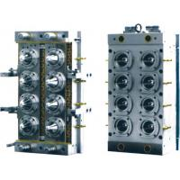 Buy cheap 8 Cavities Hot Runner Needle Valve Jar Preform Mould from wholesalers