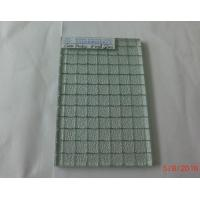 Buy cheap Clear Colored Wire Reinforced Safety Wired Glass with Wire Mesh from wholesalers