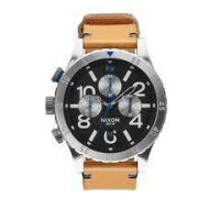 Buy cheap Nixon 48-20 Chrono Leather, product