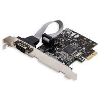 Serial Port Cards PCIe Serial Card, 1-Port RS232 w. low profile
