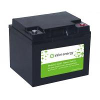Buy cheap 24V Lithium Battery 24V20Ah SLA replaced LiFePO4 Battery Item No.: IE2420F from wholesalers