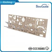 Buy cheap Metal Etching Stencils from wholesalers