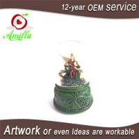 Buy cheap 100mm Handmade Resin Angel Water Ball With Music For Home Decoration from wholesalers