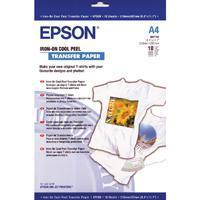 Buy cheap Paper Epson Cool Peel Iron-On Transfer Paper (Pack of 10) S041154 C13S041154 from wholesalers