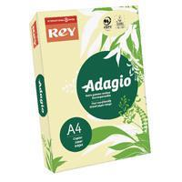 Buy cheap Paper Adagio Pastel Canary A4 Coloured Card 160gsm (Pack of 250) 201.1202 from wholesalers