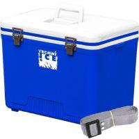 Compact Series Ice Box 28L White-Blue