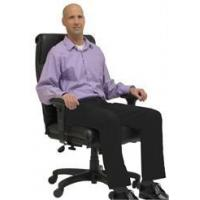 Buy cheap Ergonomic Chairs 400 lbs. Capacity Office Conference Chair w/Extra Wide 23-1/2W Seat from wholesalers