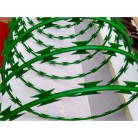 PVC Coated Razor Wire