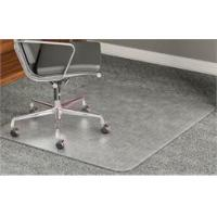 Buy cheap High Pile Carpet .25 Thick Chair Mats w/Beveled Edges - 36x 48 from wholesalers