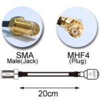 Buy cheap Antenna&Accessories SMA to MHF4 RF conductive cable for convert from wholesalers
