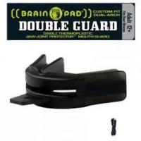 Buy cheap Protective Mouth Guards DOUBLE GUARD Black - Strap Included - Adult product
