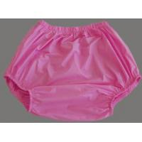Vibrant Pink Pull On PVCPants