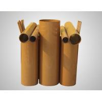 Buy cheap 3520 phenolic paper tube - transformer insulation tube from wholesalers