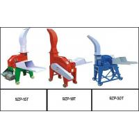 Buy cheap Manual Feeding Chaff Cutter with Chopping Capacity from 1.5 t/h to 3 t/h from wholesalers
